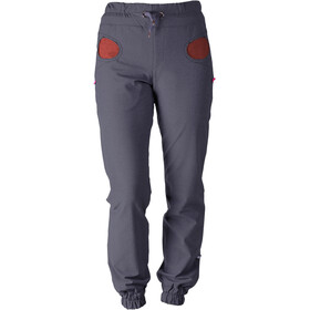 E9 Dolores - Pantalon long Femme - gris